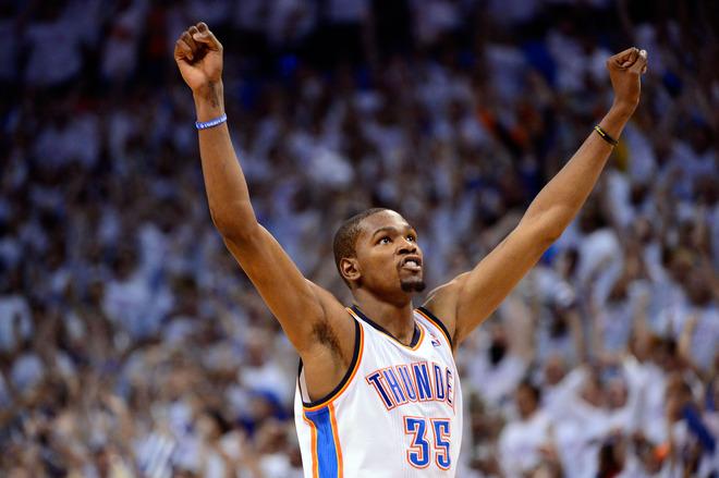 Oklahoma vence a los Spurs y se clasifica para la Final de la NBA