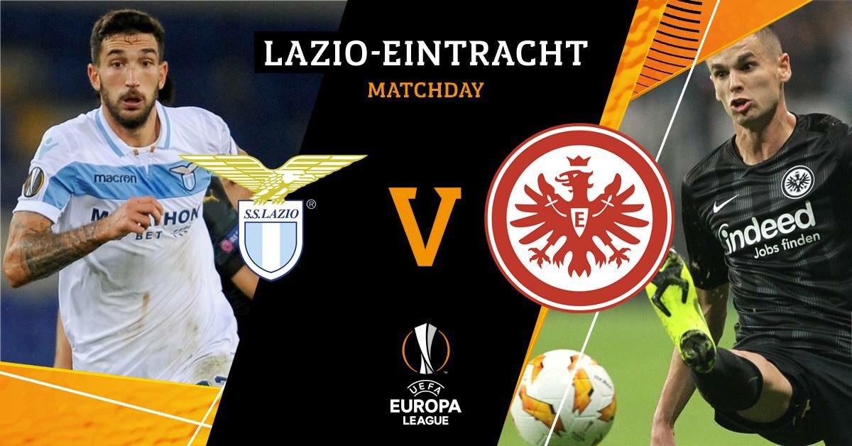 Lazio, vincere contro l'Eintracht per chiudere al meglio il girone