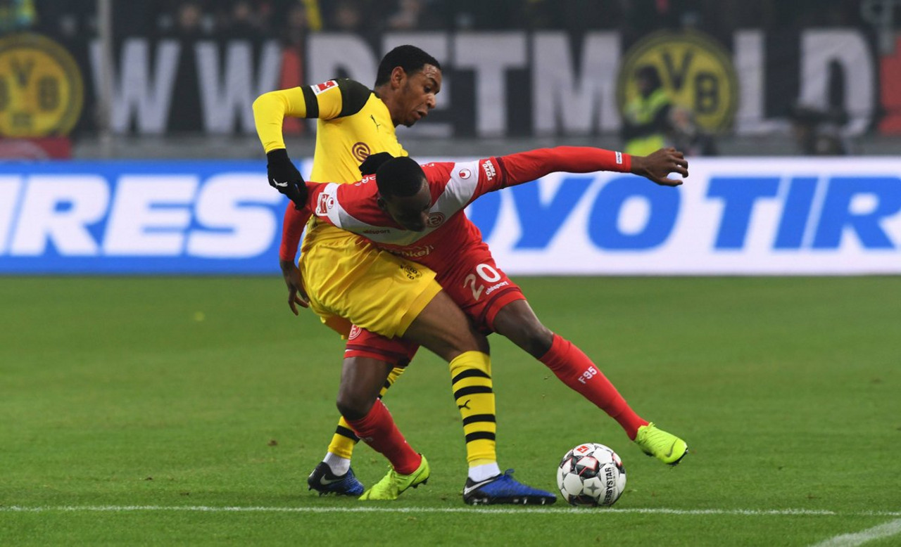 Bundesliga- Tonfo Dortmund a Düsseldorf! Lukebakio e Zimmermann firmano l'impresa (2-1)