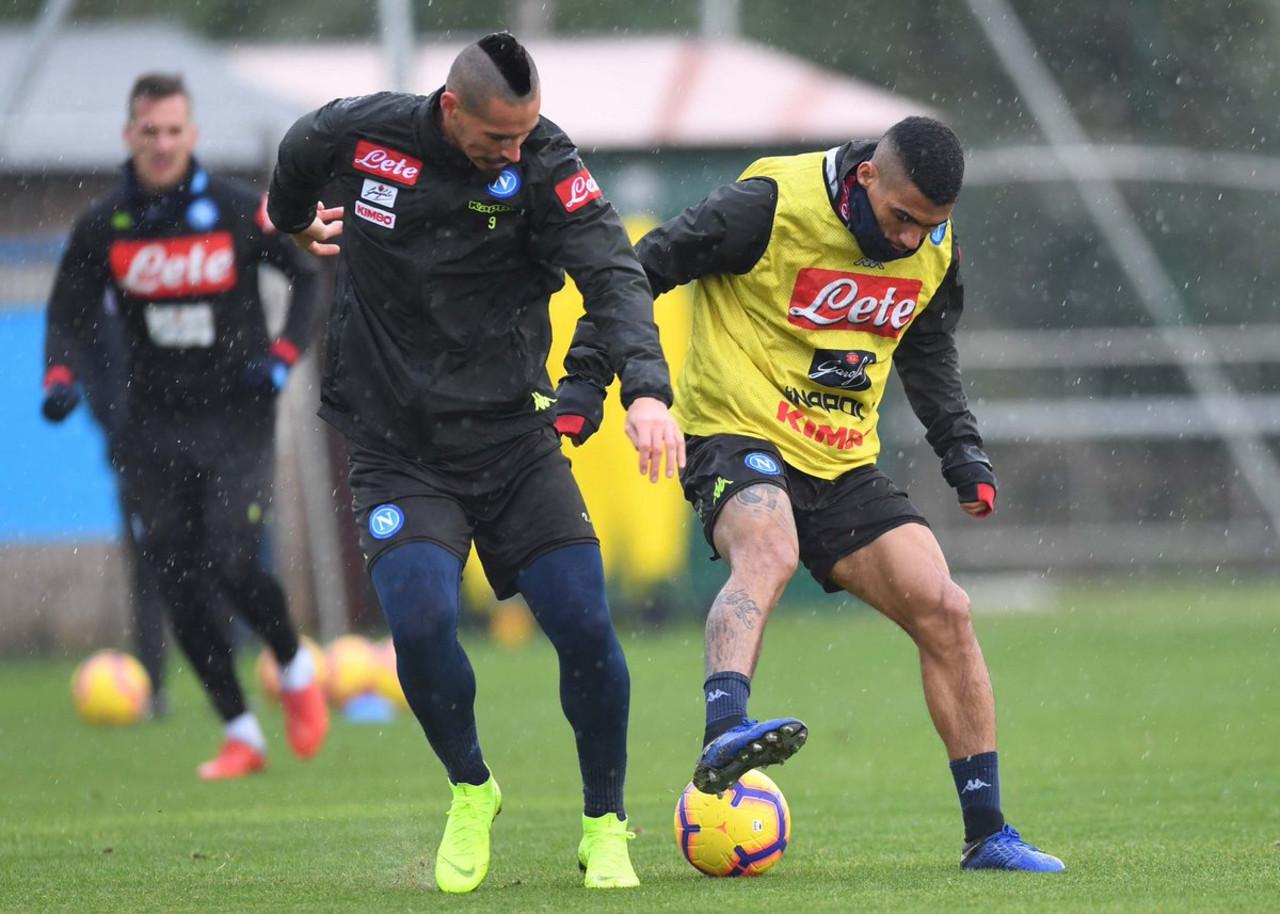 Napoli: una vittoria contro il Cagliari per cancellare la delusione europea