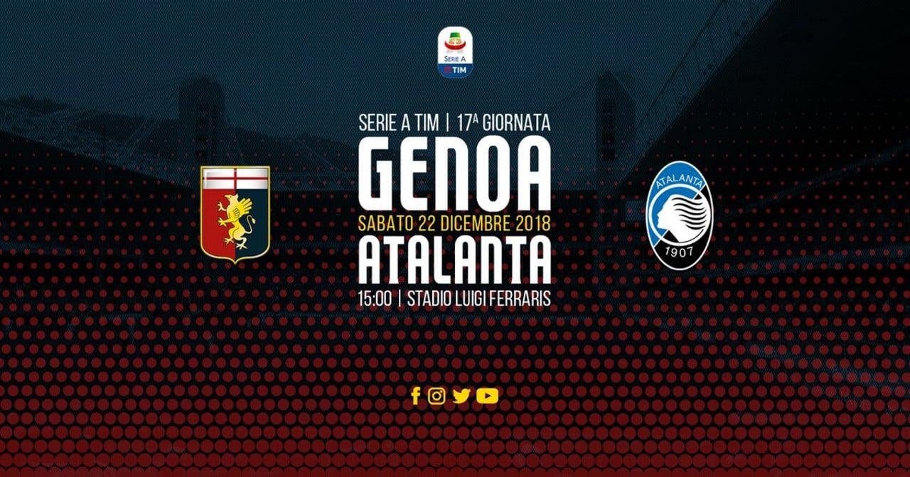 Serie A-Piątek sfida Duván Zapata, tra Genoa e Atalanta è sfida dei bomber