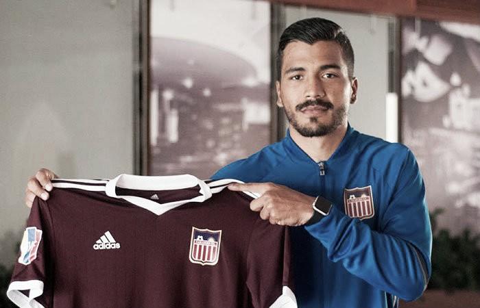 Carlos Lujano vestirá los colores del Carabobo FC
