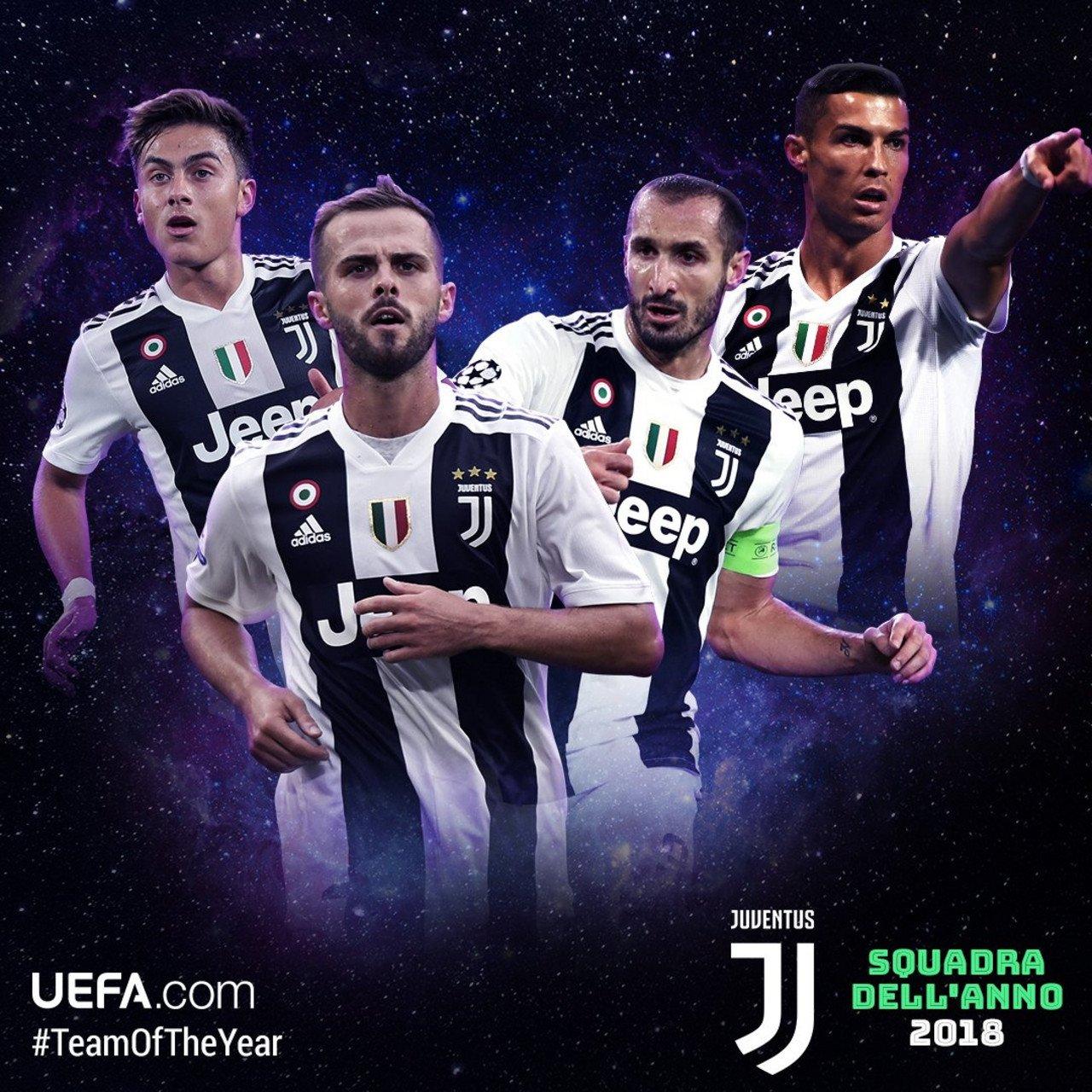 Juventus: le ultime in vista della Roma