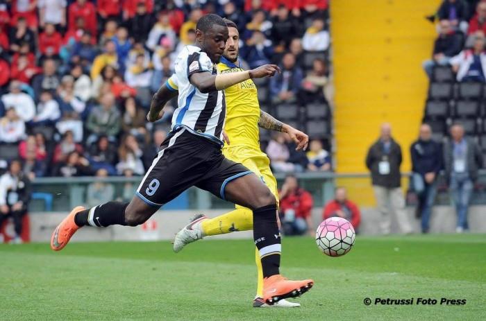 Udinese - Le pagelle, tanta voglia uguale zero gol