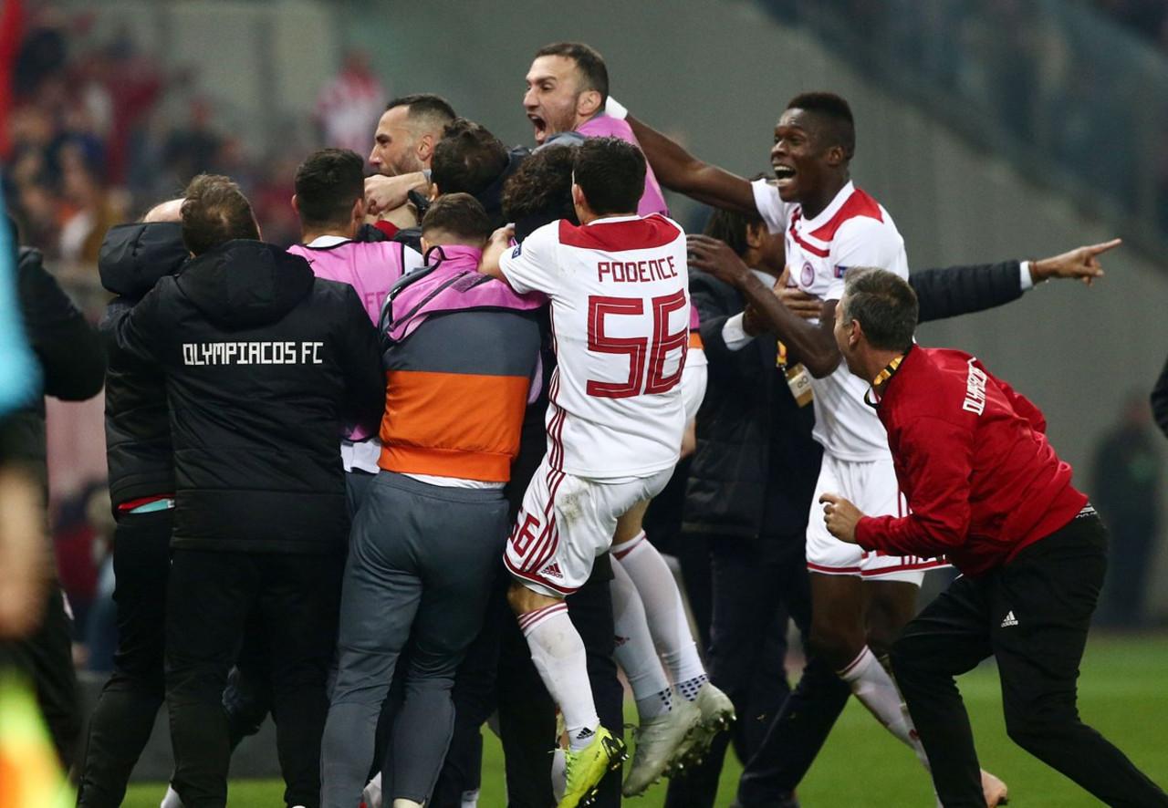 Europa League - Clamoroso al Karaiskakis: l'Olympiakos fa fuori il Milan