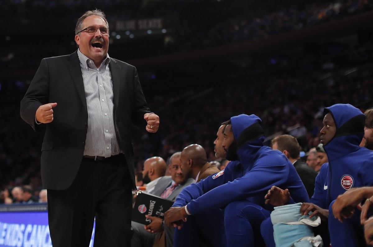 NBA - I Pistons fuori dai playoff. Van Gundy ai saluti?