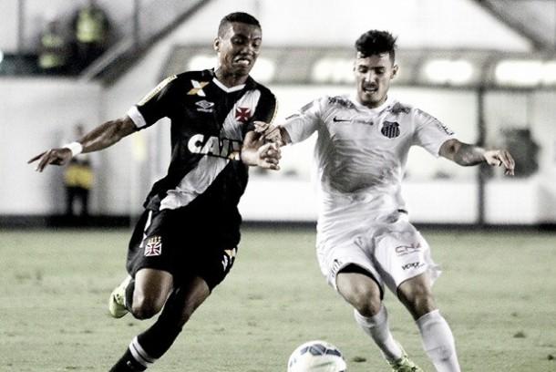 Em jogo de vida ou morte, Vasco enfrenta Santos buscando se manter vivo na Série A