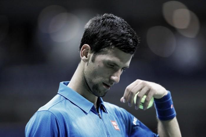Novak Djokovic appoints spiritual guru to reverse fortunes ahead of Paris Masters