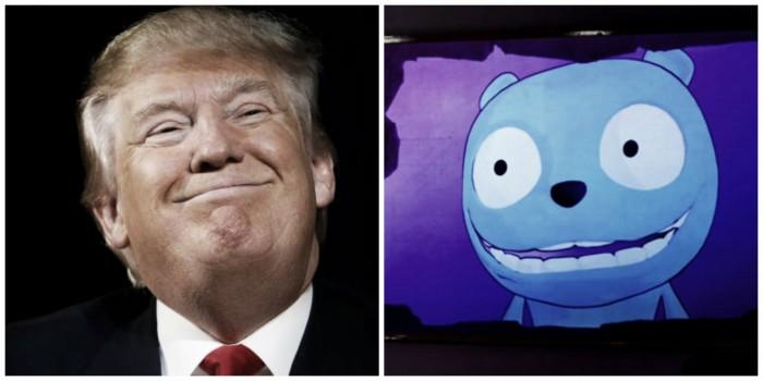 Cuando la ficción muta en realidad: de Waldo a Trump