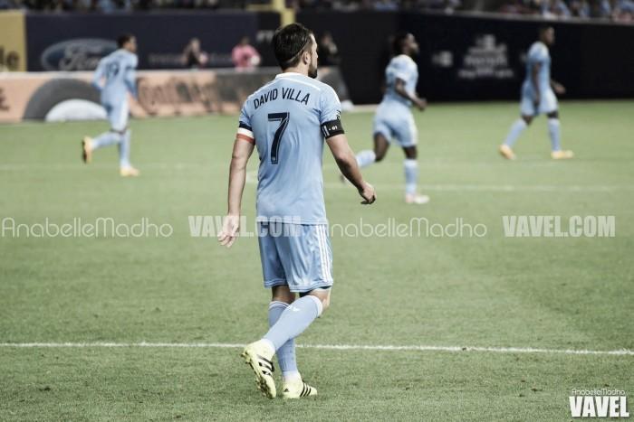 David Villa named 2016 MLS MVP winner