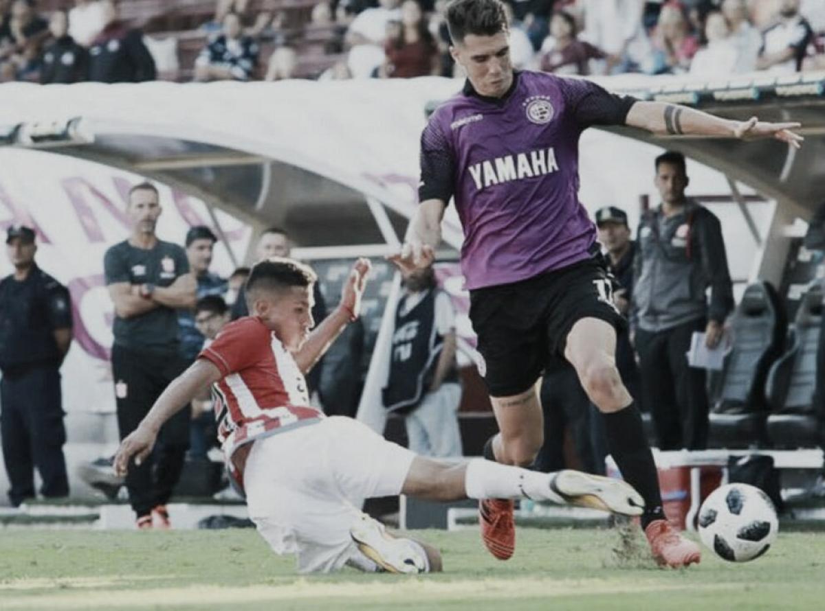 Em partida morna, Lanús e Estudiantes empatam e estacionam na tabela da Superliga