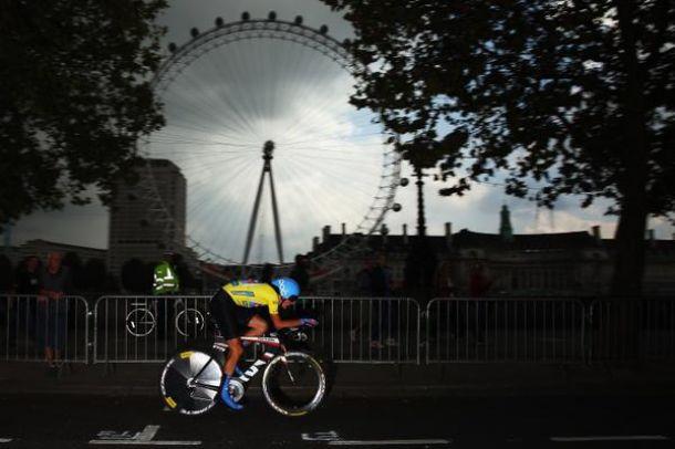 Tour of Britain Stage 8b: Van Baarle seals overall victory