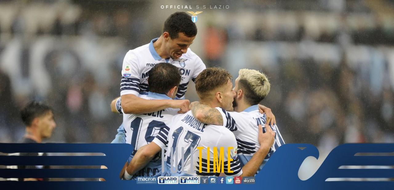 La Lazio vince e convince - Cagliari battuto 3-1: torna al goal Milinkovic-Savic