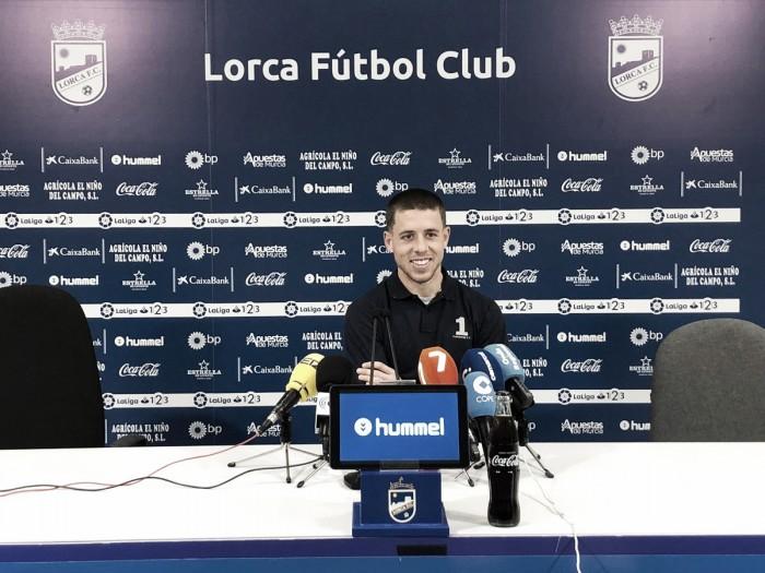 """Alberto Noguera: """"Tenemos que ir partido a partido"""""""
