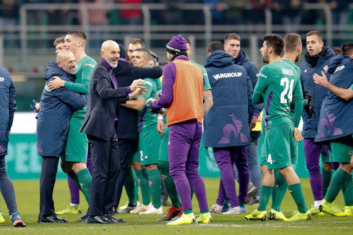"""Fiorentina, Pioli in conferenza: """"Questo non deve essere il campionato dei rimpianti"""""""