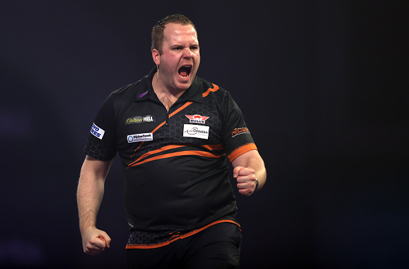 Darts: Dirk van Duijvenbode wins maiden PDC title at Players Championship 11
