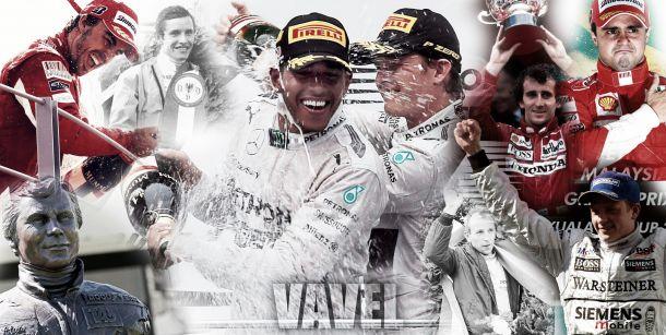 ¿Y si Lewis Hamilton y Nico Rosberg luchasen por su primer campeonato del mundo?