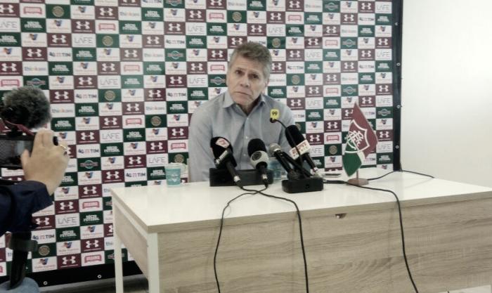 """Autuori destaca profissionalismo no Fluminense e defende Pedro Abad: """"Íntegro e transparente"""""""