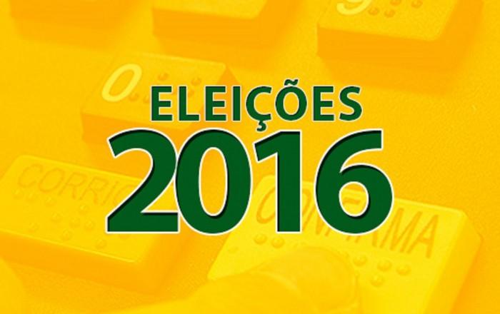 Apuração dos votos Eleições Municipais 2016