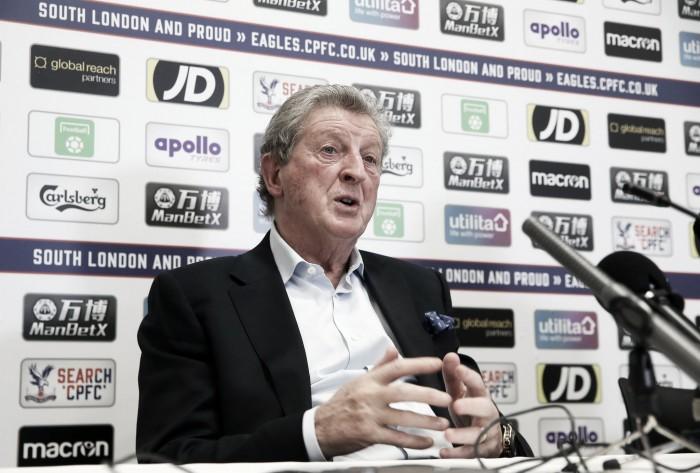 """Roy Hodgson: """"Este año no parece haber mitad de la tabla"""""""