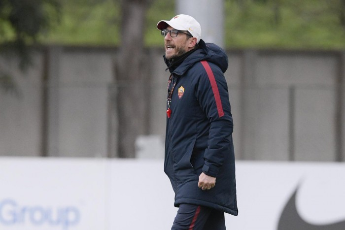 Roma-Benevento,. Di Francesco: