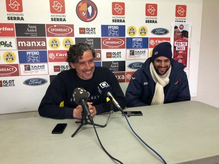 "Raúl Garrido: ""Hemos hecho un partido para no perder"""