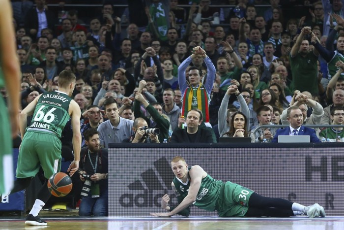 Turkish Airlines Euroleague - Il Khimki supera in trasferta lo Zalgiris (74-84)