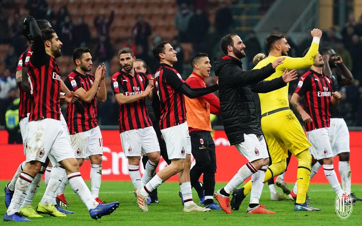Milan, riecco la vittoria