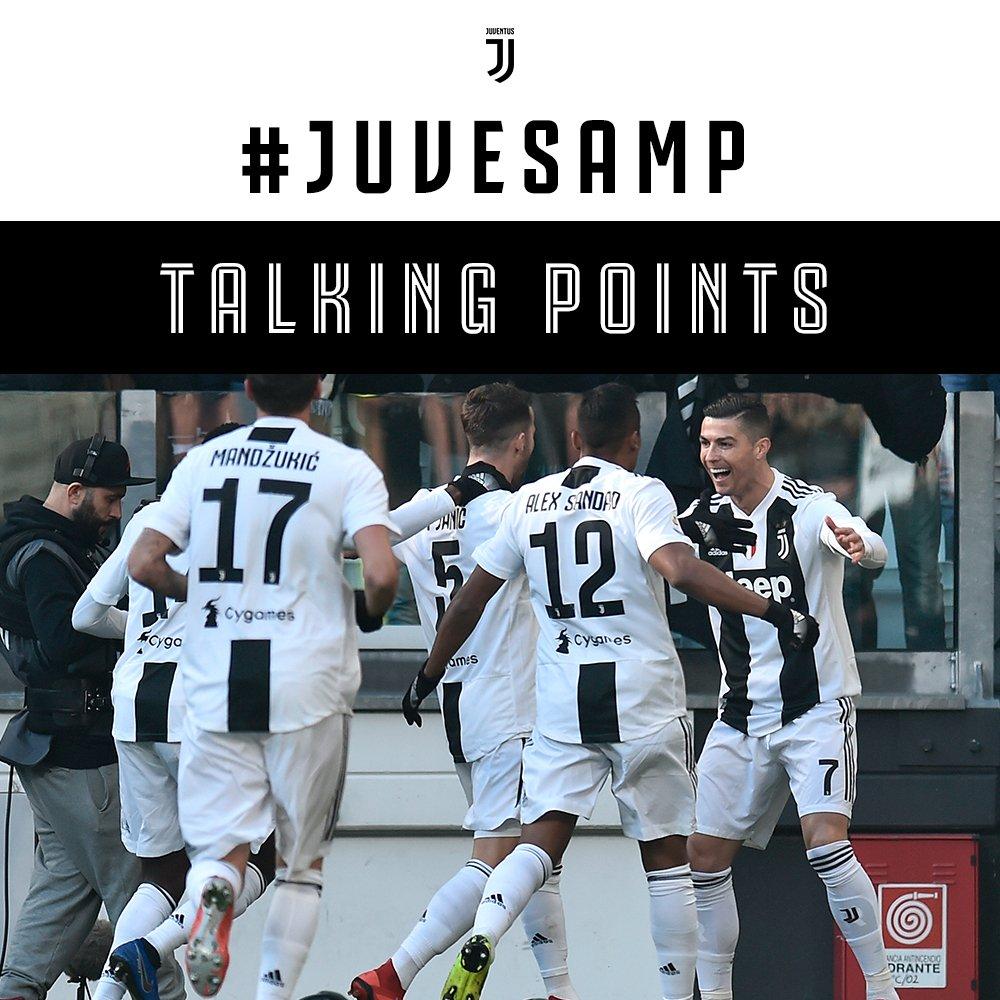 Juventus, vittoria con il brivido