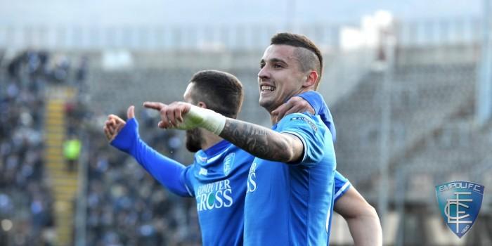 Serie B: cade il Frosinone e l'Empoli lo aggancia in vetta