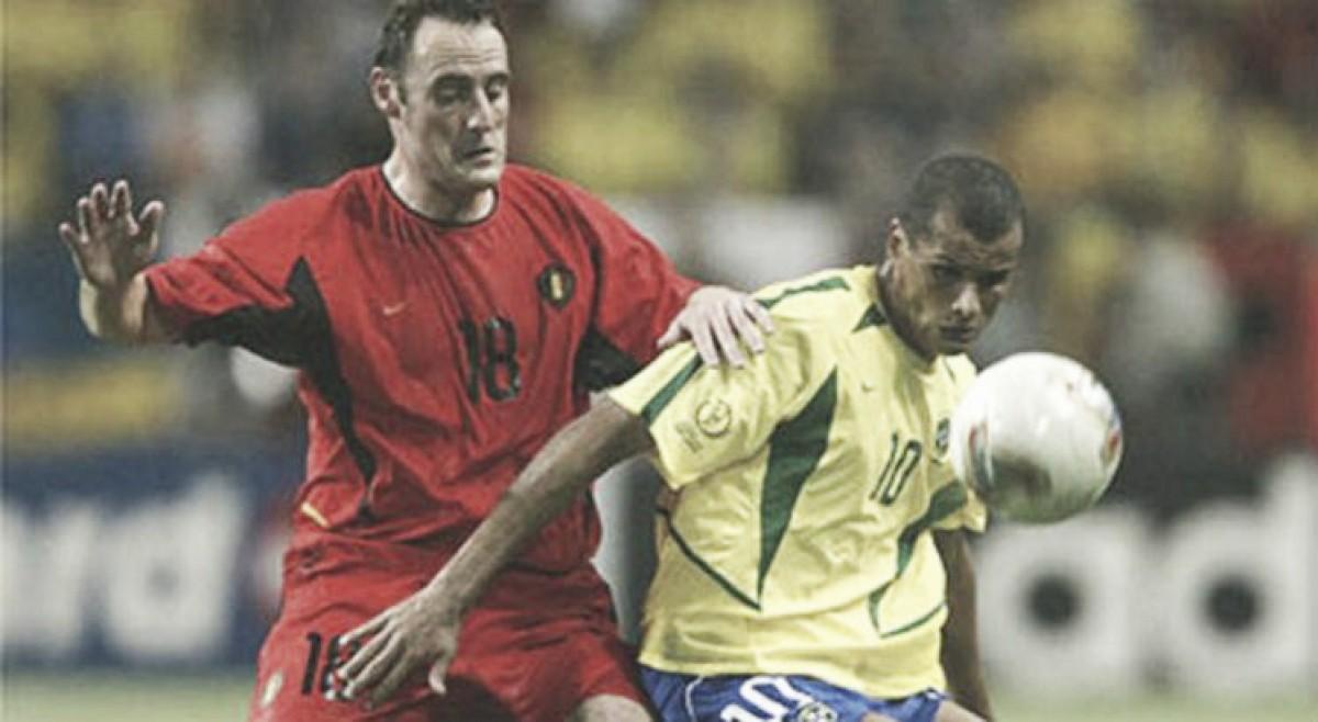 Belgium send Brazil packing in Kazan classic