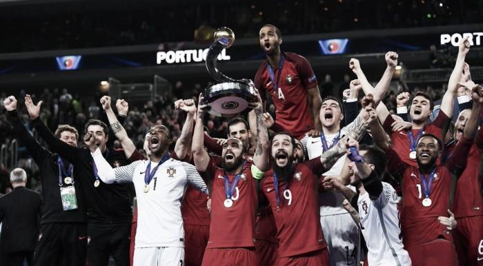 Portugal acaba con la hegemonía de España en Europa