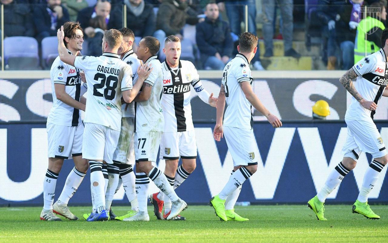 La Fiorentina cade e si fa male: a Firenze vince il Parma grazie a Inglese (0-1)