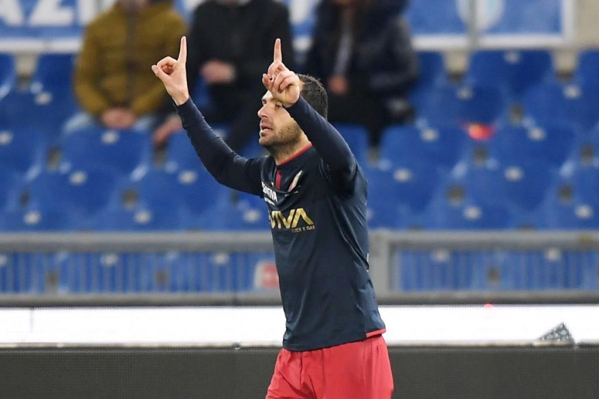 """Genoa, Pandev giura amore al Grifone: """"Voglio restare qui"""""""