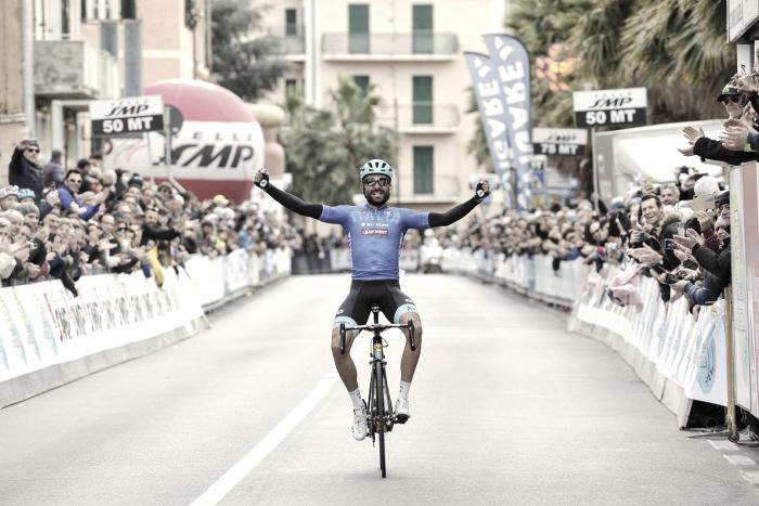 Moreno Moser conquista el Trofeo Laigueglia