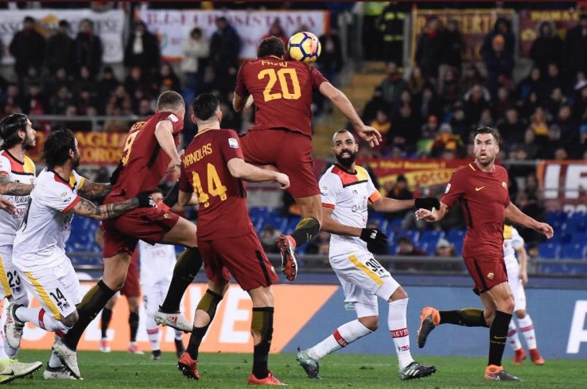 Roma: contro lo Shakhtar scatta l'ora di Federico Fazio