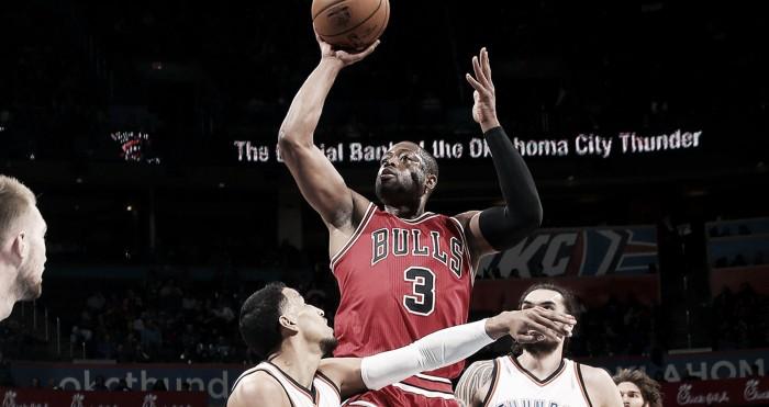 Nba, colpo Bulls a Oklahoma City (100-128)