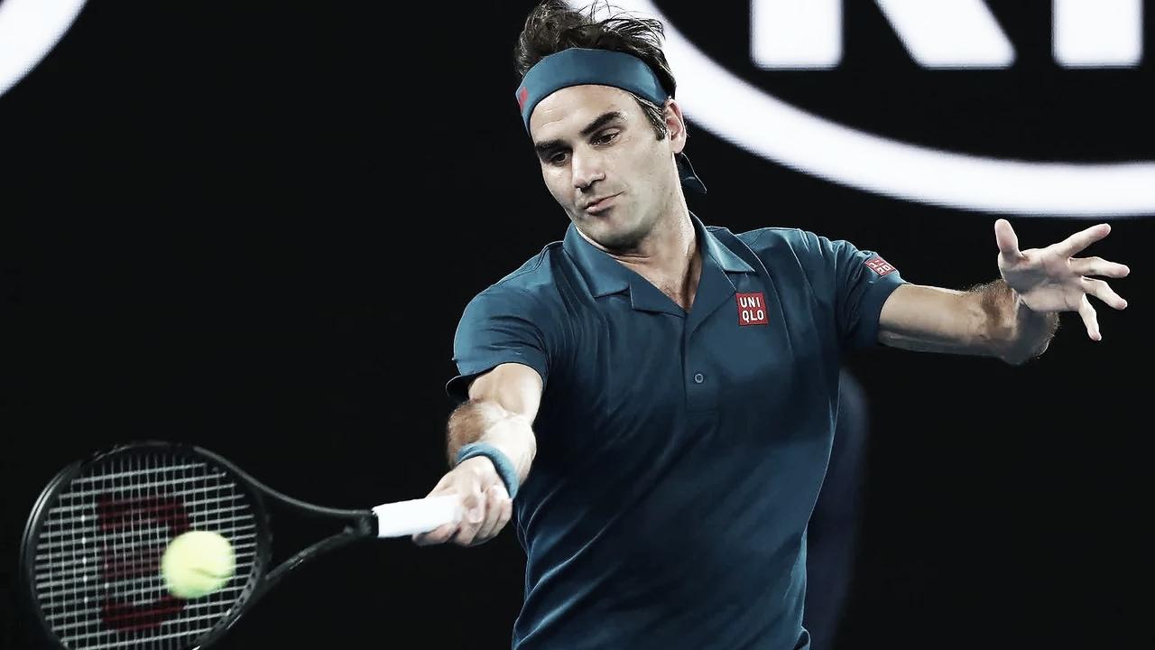 Federer inicia su defensa con nota