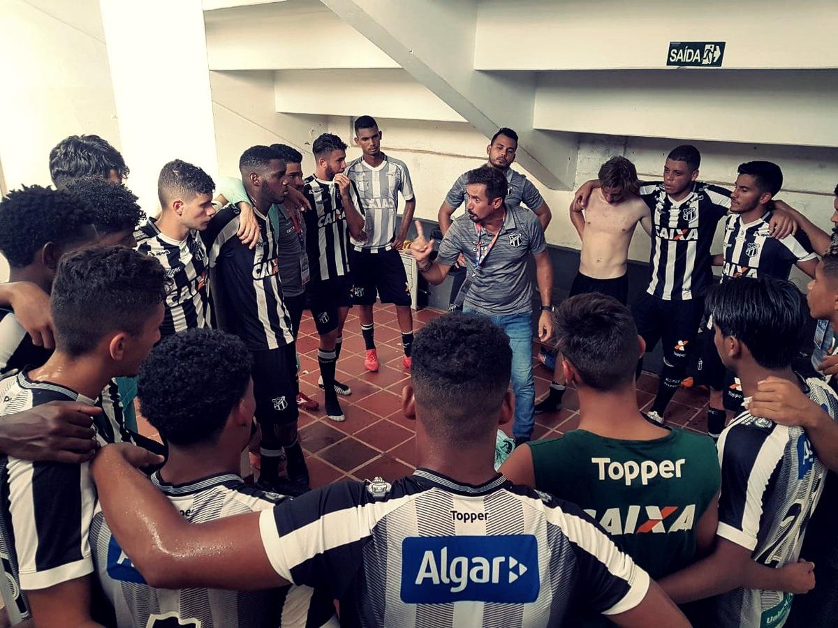 Ponte Preta empata, e Ceará vence na abertura do Grupo 1 da Copinha