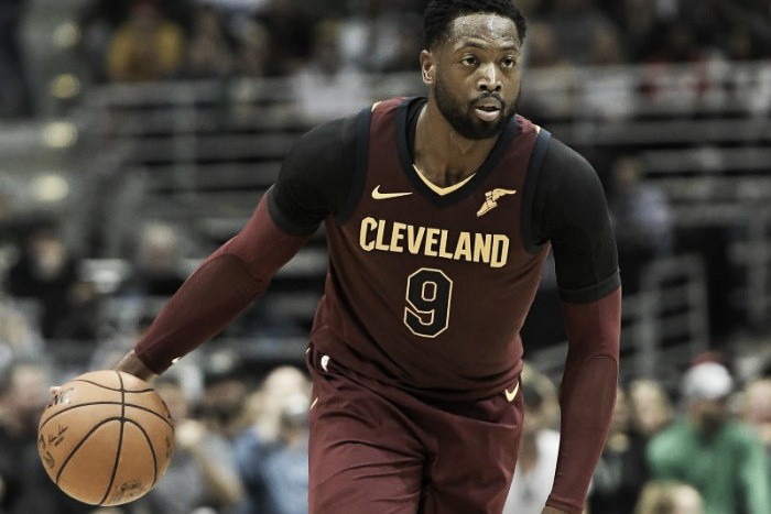LeBron James reacts to Dwyane Wade trade from Cavaliers to Heat