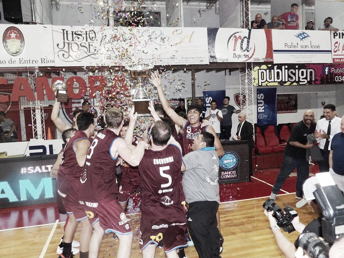 Salta Basket es el nuevo campeón del Super 4