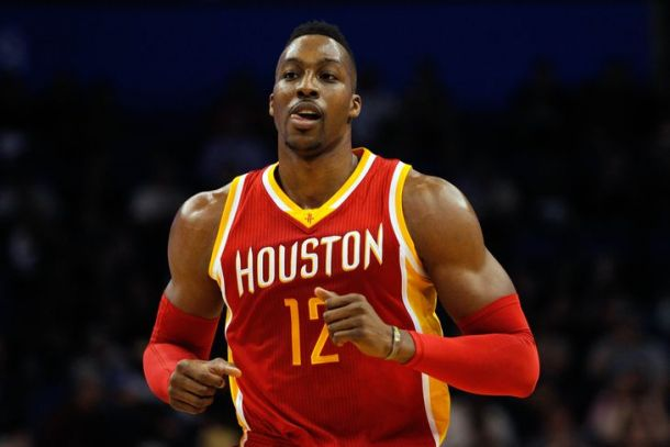 Dwight Howard Suspended One Game For Throwing Forearm To Neck Of Andre Iguodala