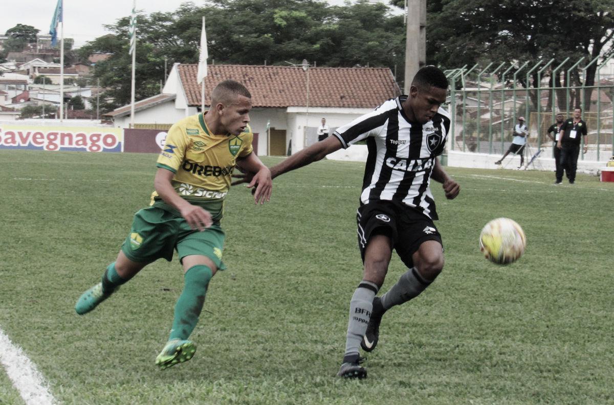 Botafogo perde para Cuiabá e se complica na Copa São Paulo