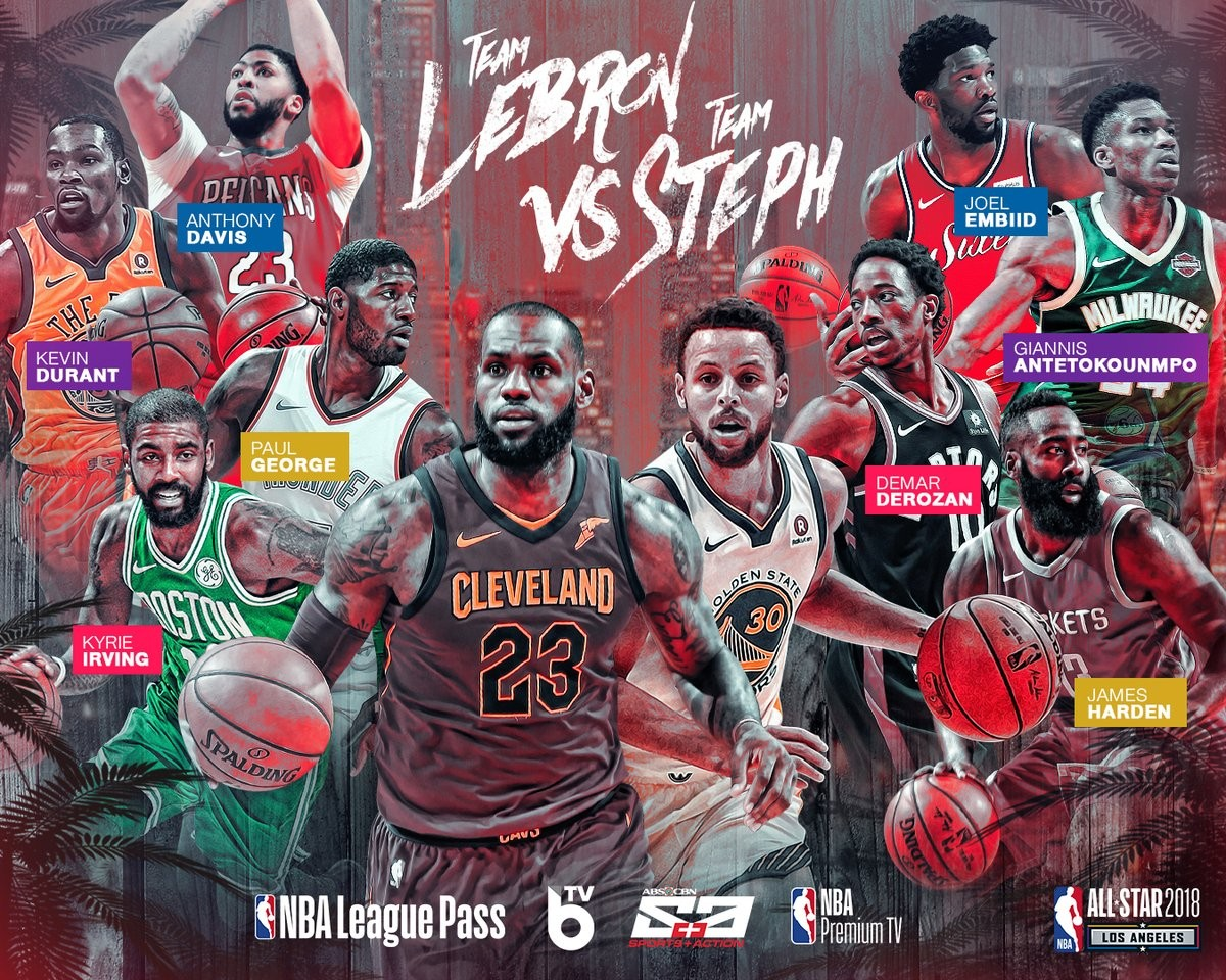 NBA- La partita delle stelle accende Los Angeles