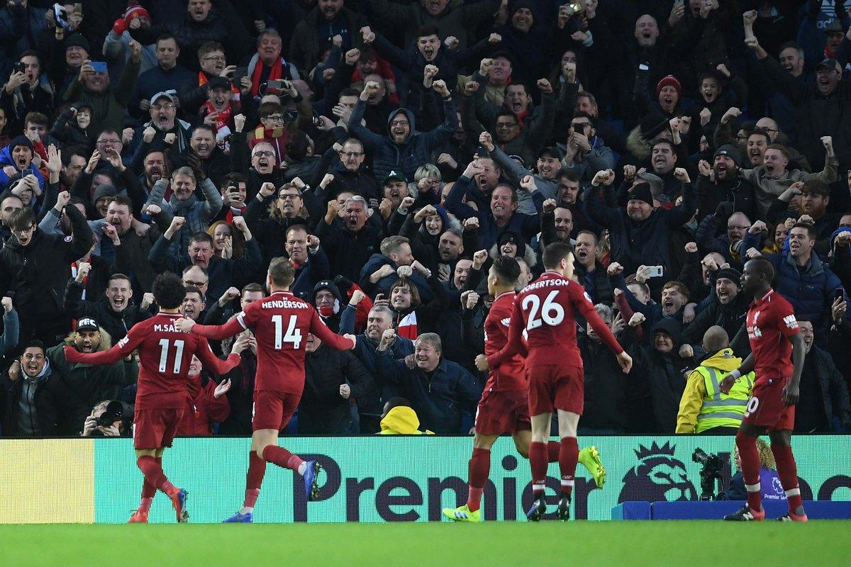 Premier League: ok Liverpool e Chelsea, crolla l'Arsenal. Sorridono Watford e Burnley