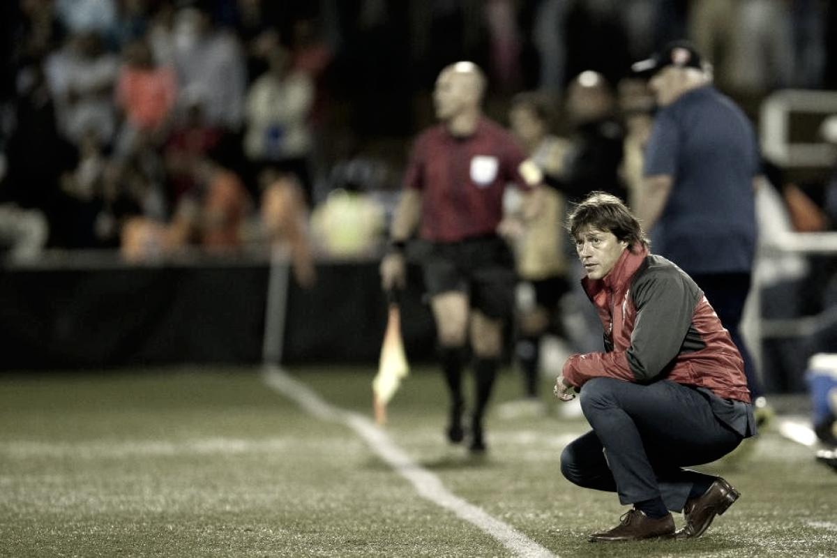 """Matías Almeyda: """"El marcador pudo haber sido más abultado"""""""