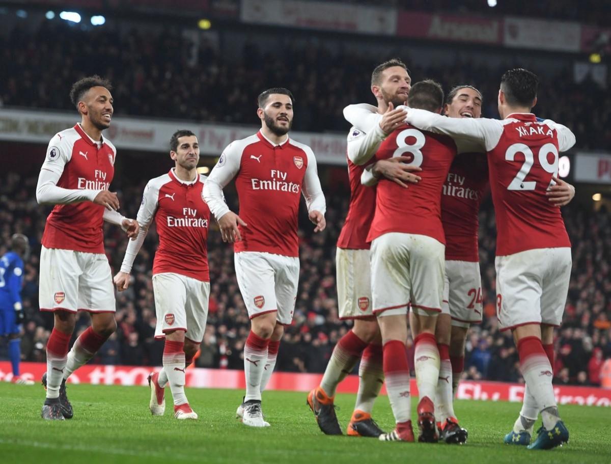 INGHILTERRA - Coppa di Lega: Arsenal - Manchester City