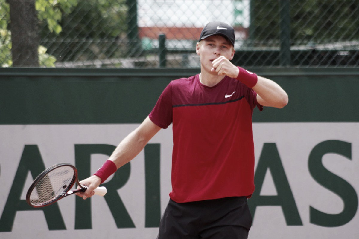 French Open: Men's qualifying day three round up