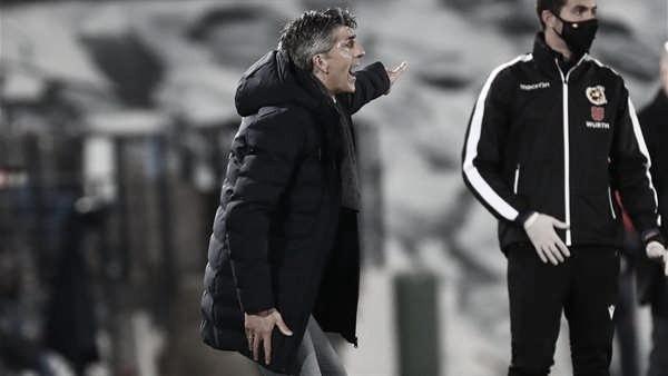 """Imanol Alguacil: """"Hemos jugado genial, pero me da pena las ocasiones falladas"""""""