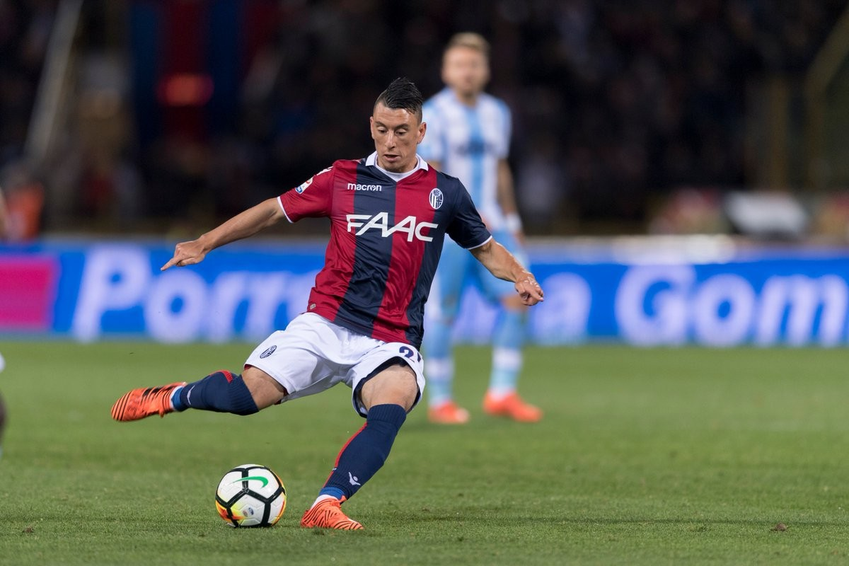 Il Bologna affonda con l'Atalanta Decisivo il gol di De Roon